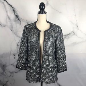 Atelier Classiques Entier knit blazer jacket